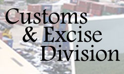 Customs & Excise Division