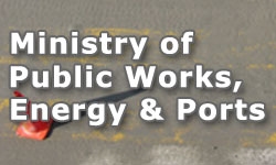 Ministry of Public Works, Energy and Ports