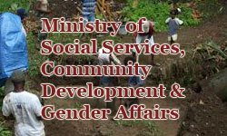 Ministry of Social Services, Community Development & Gender Affairs