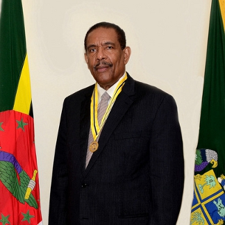 His Excellency, The Honourable Charles Savarin